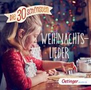 Cover-Bild zu Die 30 schönsten Weihnachtslieder von Poppe, Kay (Komponist)