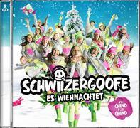 Cover-Bild zu Schwiizergoofe - Es Wiehnachtet von Schwiizergoofe