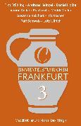 Cover-Bild zu Ein Viertelstündchen Frankfurt - Band 3 (eBook) von Schwob, Ralf