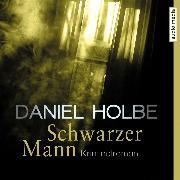 Cover-Bild zu Schwarzer Mann (Audio Download) von Holbe, Daniel