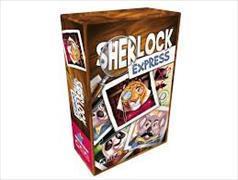 Cover-Bild zu Sherlock Express (FR-DE-IT-EN-NL-SP-PL-RU)