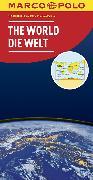 Cover-Bild zu Die Welt, politisch. 1:30'000'000