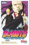 Cover-Bild zu Boruto - Naruto the next Generation 10 von Kishimoto, Masashi