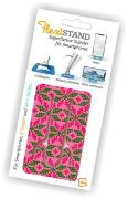 Cover-Bild zu Flexistand Icelandic Pink - superflacher Aufsteller für Smartphones und Mini-Tablets, Handyhalter