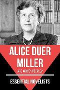 Cover-Bild zu Essential Novelists - Alice Duer Miller (eBook) von Miller, Alice Duer
