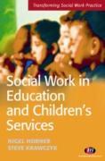 Cover-Bild zu Social Work in Education and Children's Services (eBook) von Krawczyk, Steve