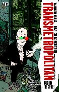 Cover-Bild zu Transmetropolitan Vol. 1: Back on the Street von Ellis, Warren