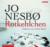 Cover-Bild zu Rotkehlchen (Ein Harry-Hole-Krimi 3) von Nesbø, Jo