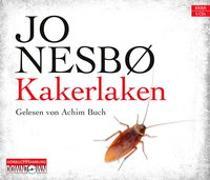 Cover-Bild zu Kakerlaken (Ein Harry-Hole-Krimi 2) von Nesbø, Jo