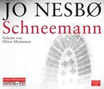 Cover-Bild zu Schneemann (Ein Harry-Hole-Krimi 7) von Nesbø, Jo