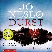 Cover-Bild zu Durst (Audio Download) von Nesbø, Jo