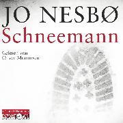 Cover-Bild zu Schneemann (Audio Download) von Nesbø, Jo