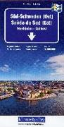 Cover-Bild zu Süd-Schweden (Ost) Blatt 3. 1:250'000 von Hallwag Kümmerly+Frey AG (Hrsg.)