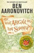 Cover-Bild zu What Abigail Did That Summer von Aaronovitch, Ben