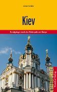 Cover-Bild zu Reiseführer Kiev von Schäfer, Günther
