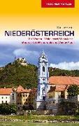Cover-Bild zu Reiseführer Niederösterreich von Gunnar Strunz