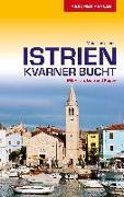 Cover-Bild zu Reiseführer Istrien und Kvarner Bucht von Matthias Jacob