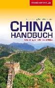Cover-Bild zu Reiseführer China Handbuch von Francoise Hauser