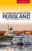 Cover-Bild zu Reiseführer Flusskreuzfahrten Russland von Andreas Sternfeldt