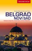 Cover-Bild zu Reiseführer Belgrad und Novi Sad von Birgitta Gabriela Hannover Moser