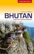 Cover-Bild zu Reiseführer Bhutan von Heßberg, Andreas von