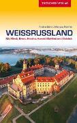 Cover-Bild zu Reiseführer Weißrussland von André Böhm
