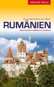 Cover-Bild zu Reiseführer Rumänien von Birgitta Gabriela Hannover Moser