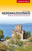 Cover-Bild zu Reiseführer Nordmazedonien von Oppeln, Philine von