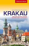 Cover-Bild zu Reiseführer Krakau von Joanna Walas-Klute