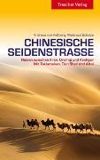 Cover-Bild zu Reiseführer Chinesische Seidenstraße von Hessberg, Andreas von