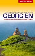 Cover-Bild zu Reiseführer Georgien von Giorgi Kvastiani