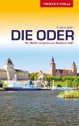 Cover-Bild zu Reiseführer Die Oder von Kristine Jaath