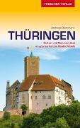 Cover-Bild zu Reiseführer Thüringen von Andreas Bechmann