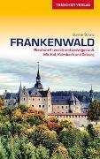Cover-Bild zu Reiseführer Frankenwald von Strunz, Gunnar
