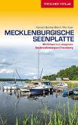 Cover-Bild zu Reiseführer Mecklenburgische Seenplatte von Kerstin Sucher