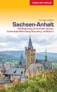 Cover-Bild zu Reiseführer Sachsen-Anhalt von Heinzgeorg Oette