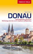 Cover-Bild zu Reiseführer Donau von Herre, Sabine