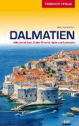Cover-Bild zu Reiseführer Dalmatien von Matthias Koeffler