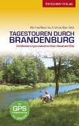 Cover-Bild zu Reiseführer Tagestouren durch Brandenburg von Sternfeldt, Andreas