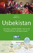 Cover-Bild zu DuMont Reise-Handbuch Reiseführer Usbekistan (eBook) von Ducke, Isa