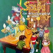 Cover-Bild zu Spuki, Folge 3: Das Schreckgespenst in Nöten (Audio Download) von Maral