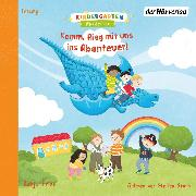 Cover-Bild zu Kindergarten Wunderbar - Komm, flieg mit uns ins Abenteuer! (Audio Download) von Frixe, Katja