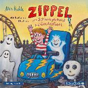 Cover-Bild zu Zippel - Ein Schlossgespenst auf Geisterfahrt (Audio Download) von Rühle, Alex