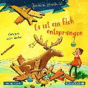 Cover-Bild zu Es ist ein Elch entsprungen (Audio Download) von Steinhöfel, Andreas