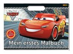 Cover-Bild zu Disney Cars 3: Mein erstes Malbuch von Hoffart, Nicole (Chefred.)