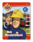 Cover-Bild zu Feuerwehrmann Sam: Mein Messlattenbuch von Hoffart, Nicole (Chefred.)