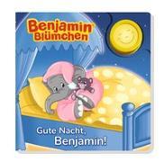 Cover-Bild zu Benjamin Blümchen: Gute Nacht, Benjamin! von Wöhrmann, Ruth