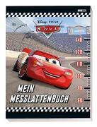 Cover-Bild zu Disney Cars: Mein Messlattenbuch von Hoffart, Nicole (Chefred.)