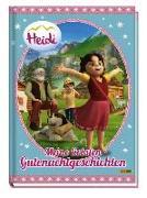 Cover-Bild zu Heidi Gutenacht-Geschichten von Hoffart, Nicole (Chefred.)