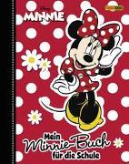Cover-Bild zu Disney Minnie: Mein Minnie-Buch für die Schule von Hoffart, Nicole (Chefred.)